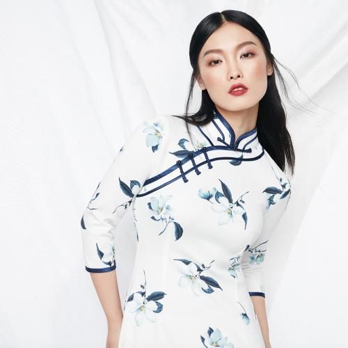 RYF春夏中国风女装-商业摄影